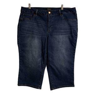 d.jeans Capri Pants 20W